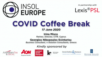 COVID Coffee Break with Irina Misca